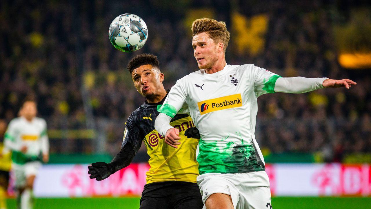 Nico Elvedi (Borussia Mönchengladbach) - Bildquelle: imago