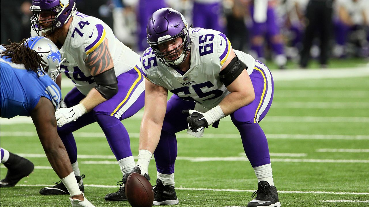Platz 30: Minnesota Vikings - Bildquelle: 2016 Getty Images