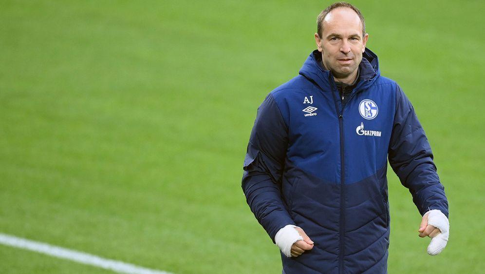 Alexander Jobst istMarketing-Vorstand beim FC Schalke 04 - Bildquelle: Groothuis/Witters/Pool via Neundorf/Kirchner-Media