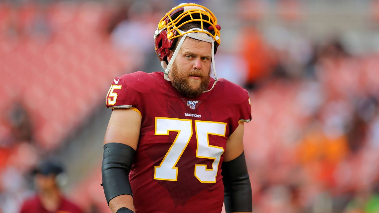 Brandon Scherff (Washington) - Bildquelle: getty