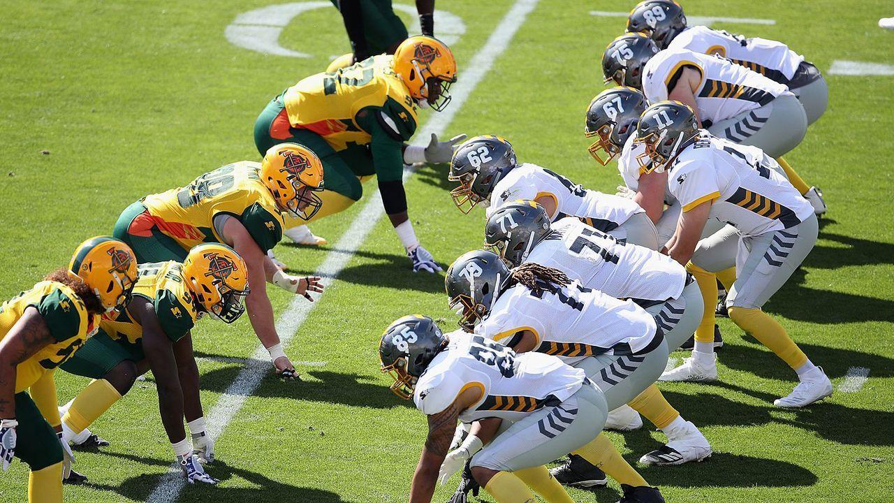 Alliance of American Football - Investoren wenden sich rasch ab - Bildquelle: Getty Images