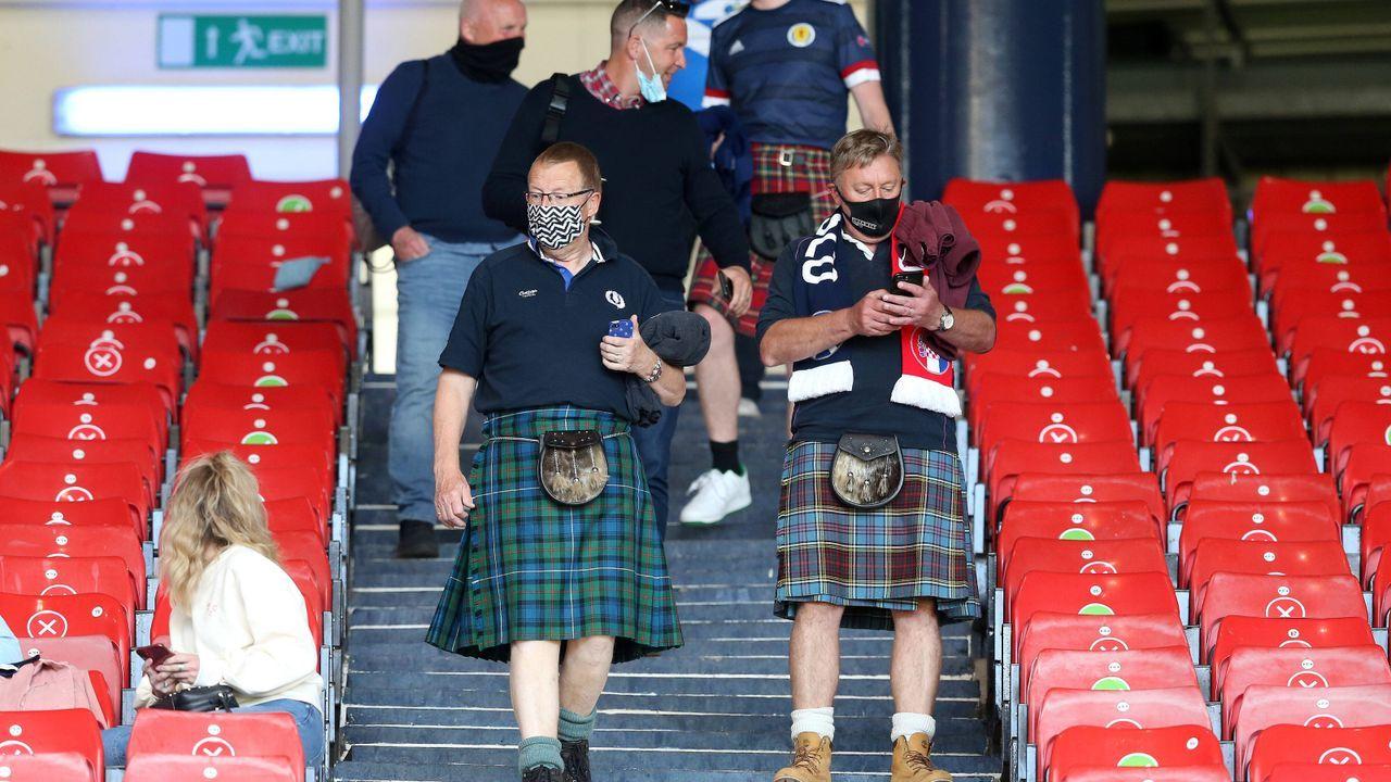 Traditionelle Kluft der Schotten - Bildquelle: Imago