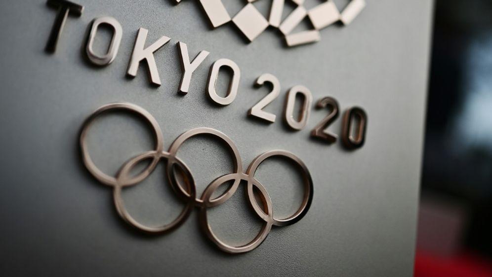 """""""United by Emotion"""" lautet das Motto für Olympia 2020 - Bildquelle: AFPSIDCHARLY TRIBALLEAU"""