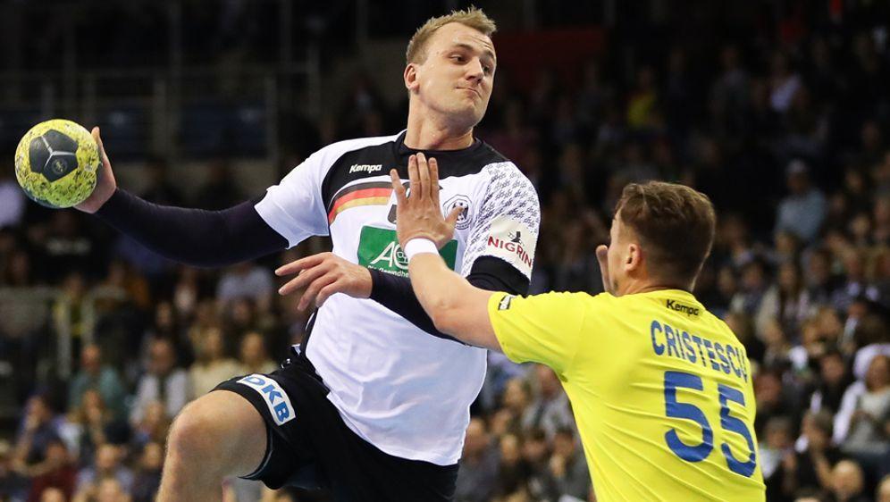Amtierender Handball Weltmeister
