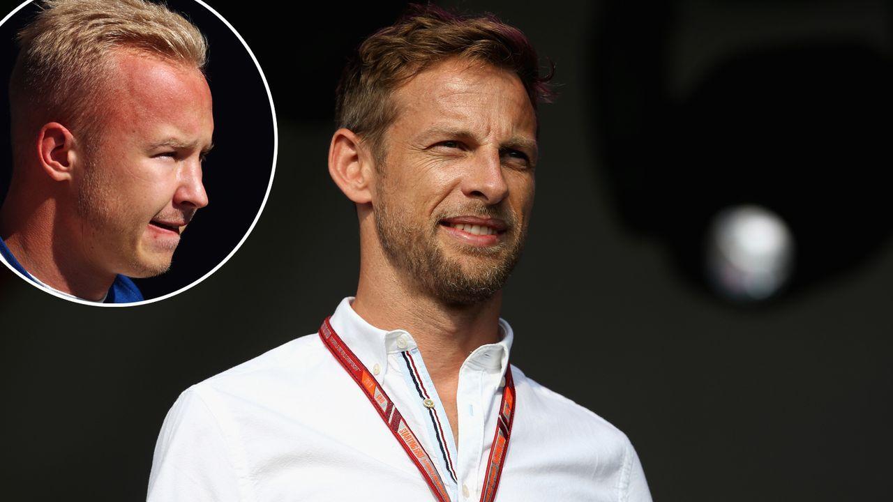 Jenson Button (Ex-Weltmeister) - Bildquelle: 2018 Getty Images