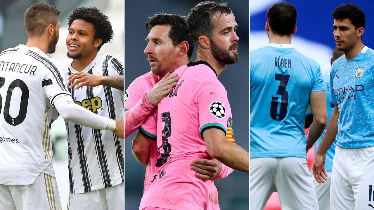 Die zwölf Teilnehmer an der Super League - Bildquelle: Getty Images