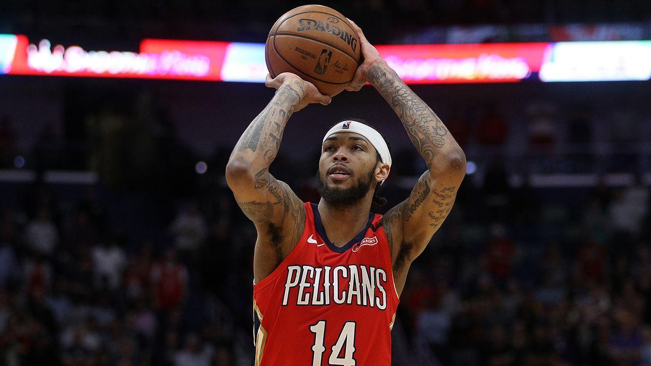 Brandon Ingram (New Orleans Pelicans) - Bildquelle: Getty Images