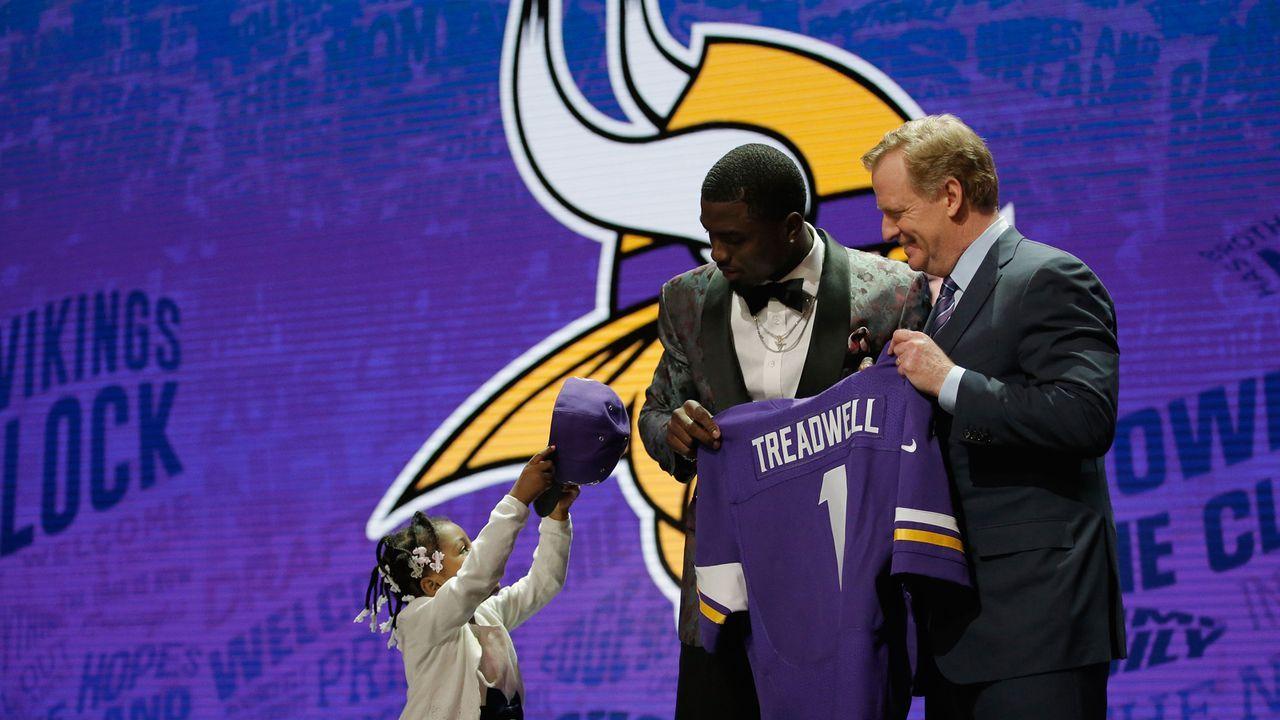 Minnesota Vikings - Bildquelle: 2016 Getty Images