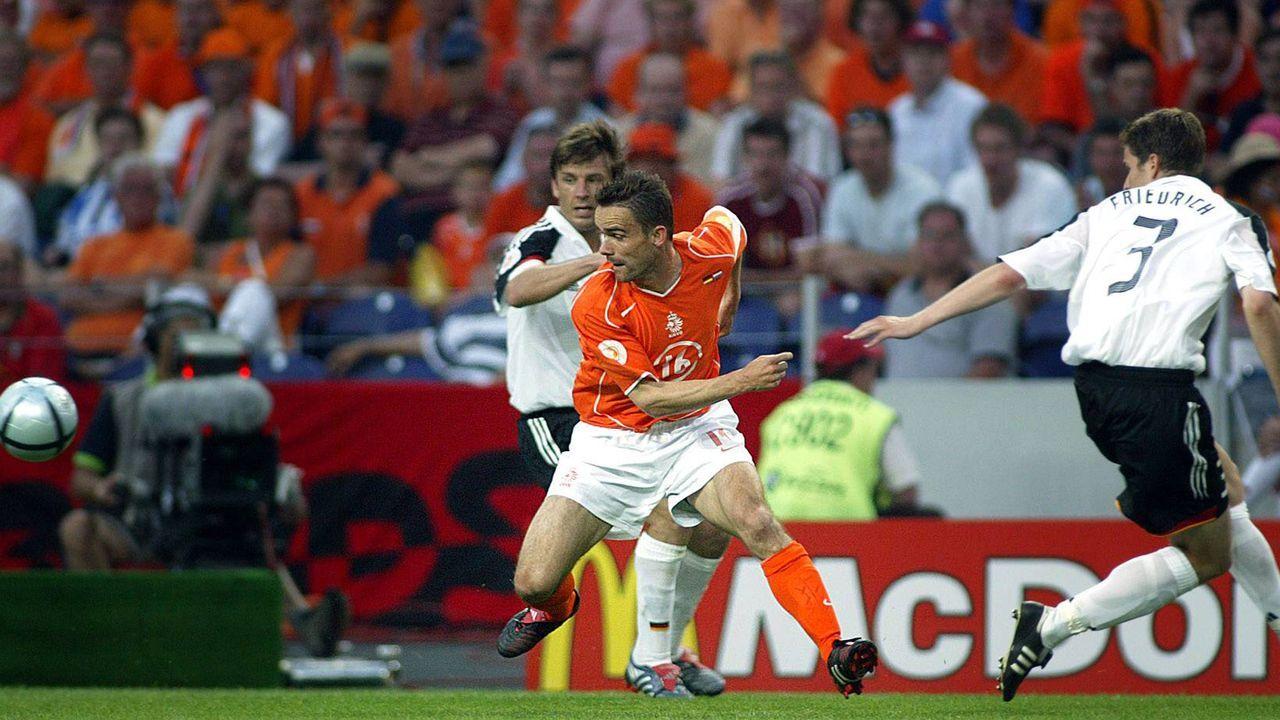 Deutschland – Niederlande 1:1 (EM 2004, Vorrunde) - Bildquelle: imago/Pro Shots
