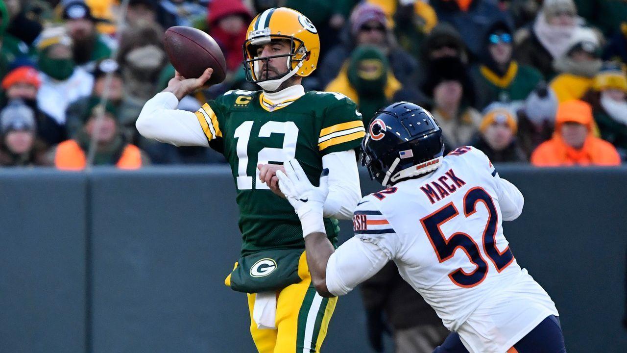 12. Spieltag: Chicago Bears @ Green Bay Packers  - Bildquelle: 2019 Getty Images