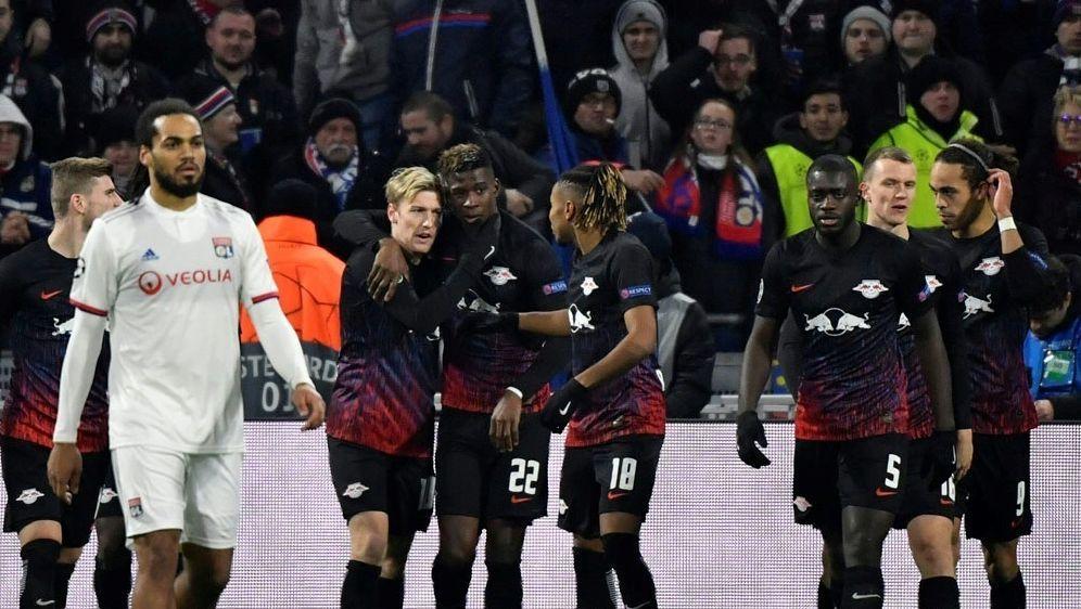 CL: Leipzig und Lyon trennen sich 2:2 - Bildquelle: AFPSIDPHILIPPE DESMAZES