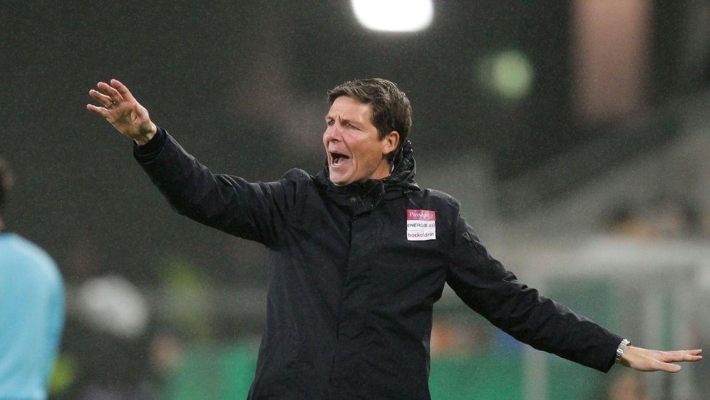Glasner beerbt Labbadia beim VfL Wolfsburg ab Sommer - Bildquelle: PIXATHLONPIXATHLONSID