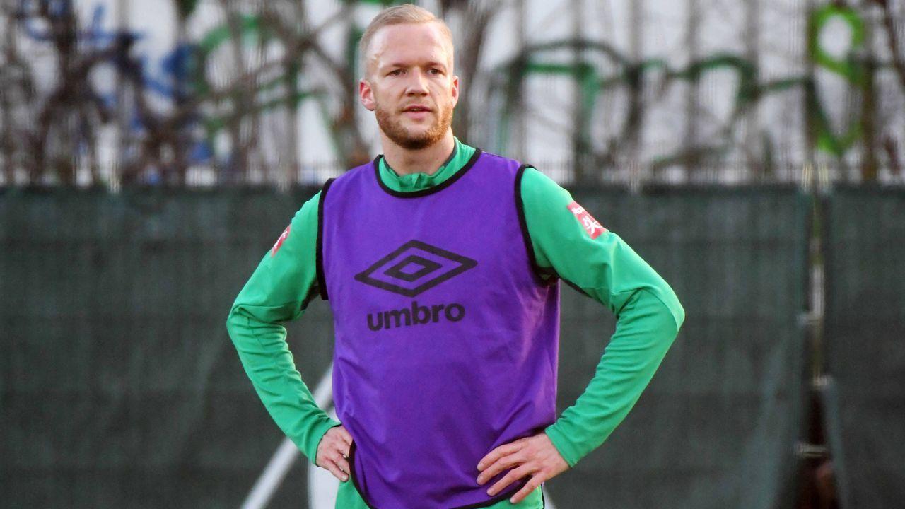 Kevin Vogt (SV Werder Bremen) - Bildquelle: imago images/Nordphoto