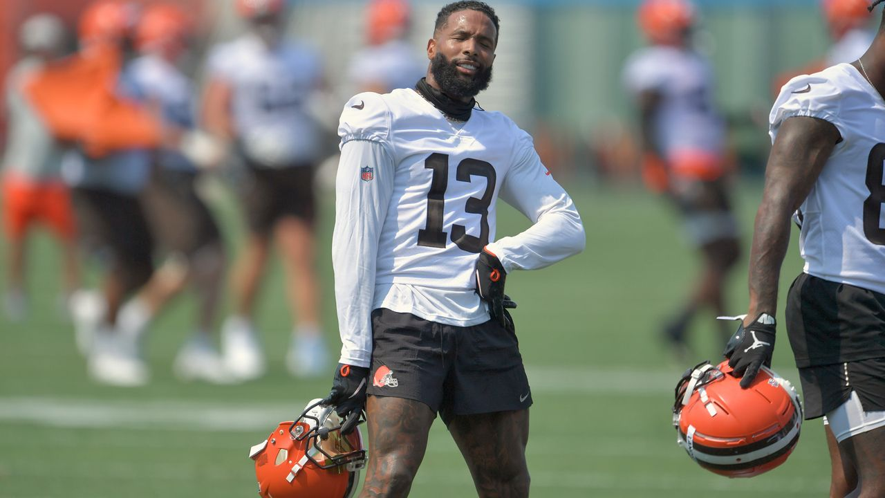Odell Beckham Jr. (Cleveland Browns) - Bildquelle: 2021 Getty Images