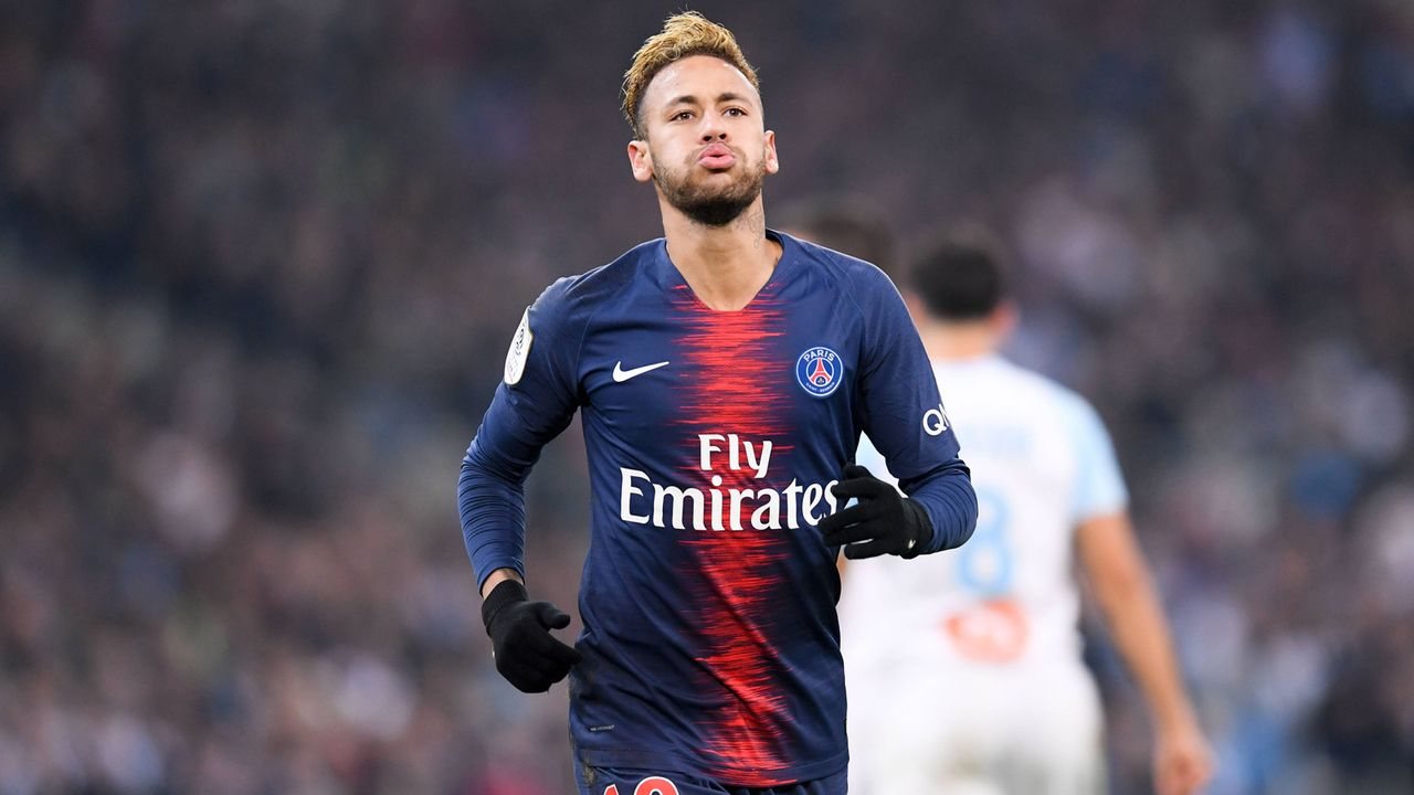 Neymar (Paris Saint-Germain) - Bildquelle: imago/PanoramiC