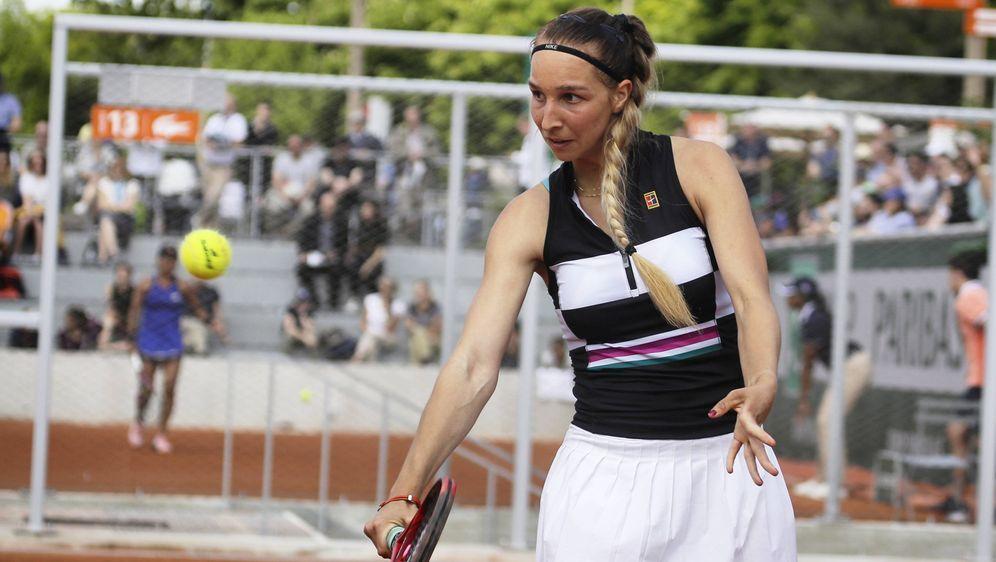 Korpatsch trifft im Halbfinale auf Alize Cornet - Bildquelle: Imago