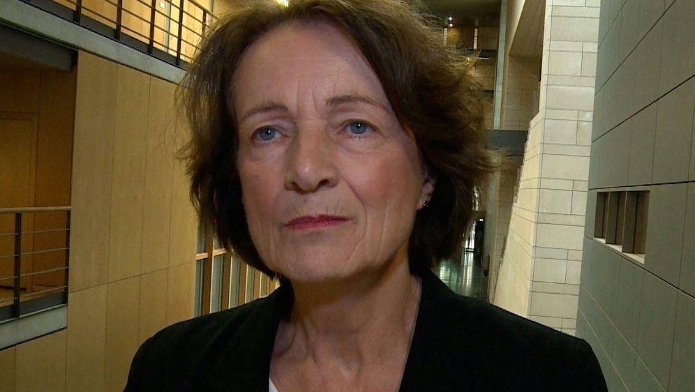 Dagmar Freitag kritisiert den DFB - Bildquelle: SIDSIDSID