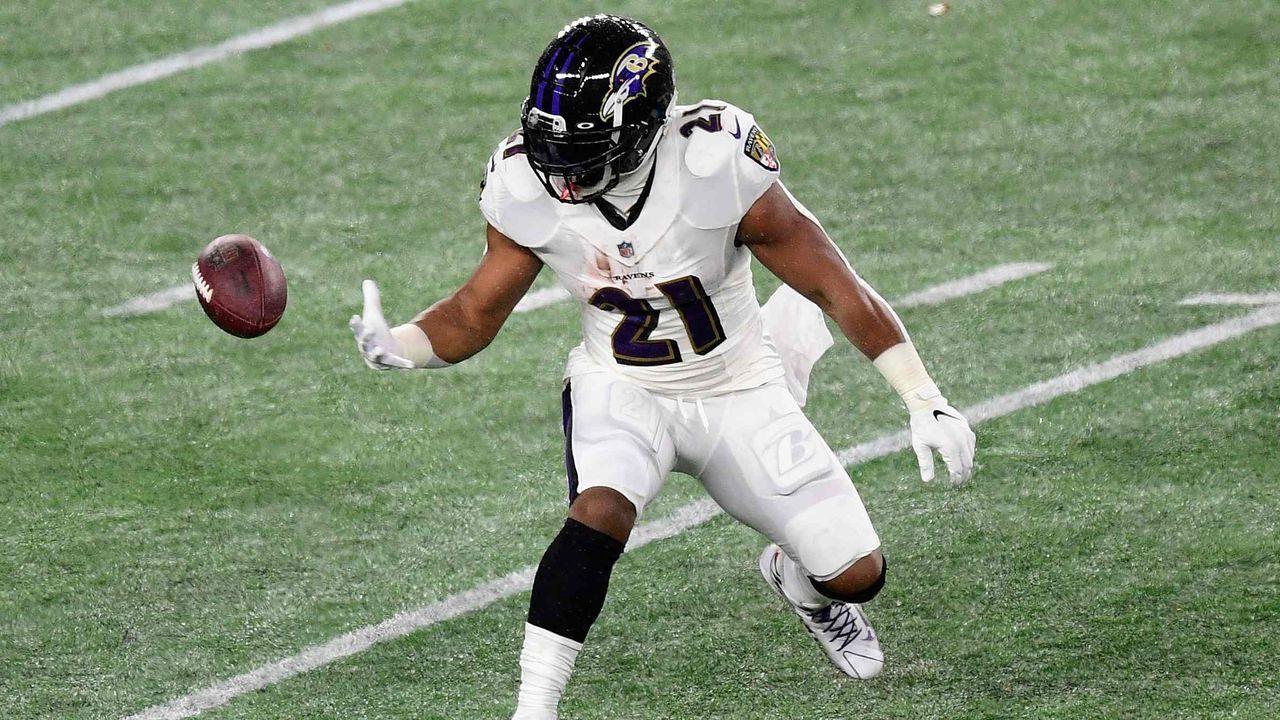 Verlierer: Offense der Baltimore Ravens - Bildquelle: getty