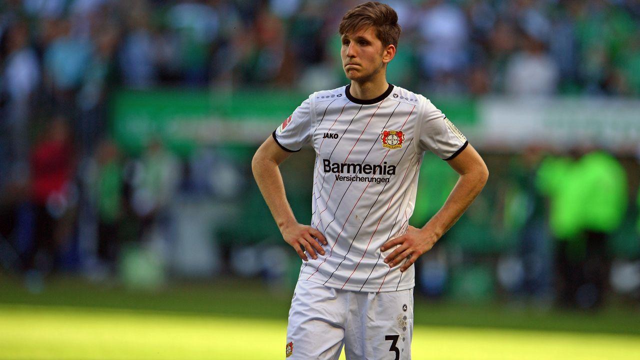 Panagiotis Retsos (Bayer Leverkusen) - Bildquelle: 2018 Getty Images