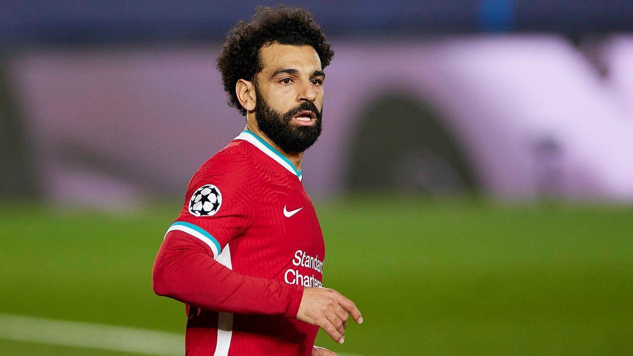 Mohammed Salah (FC Liverpool) - Bildquelle: Imago Images