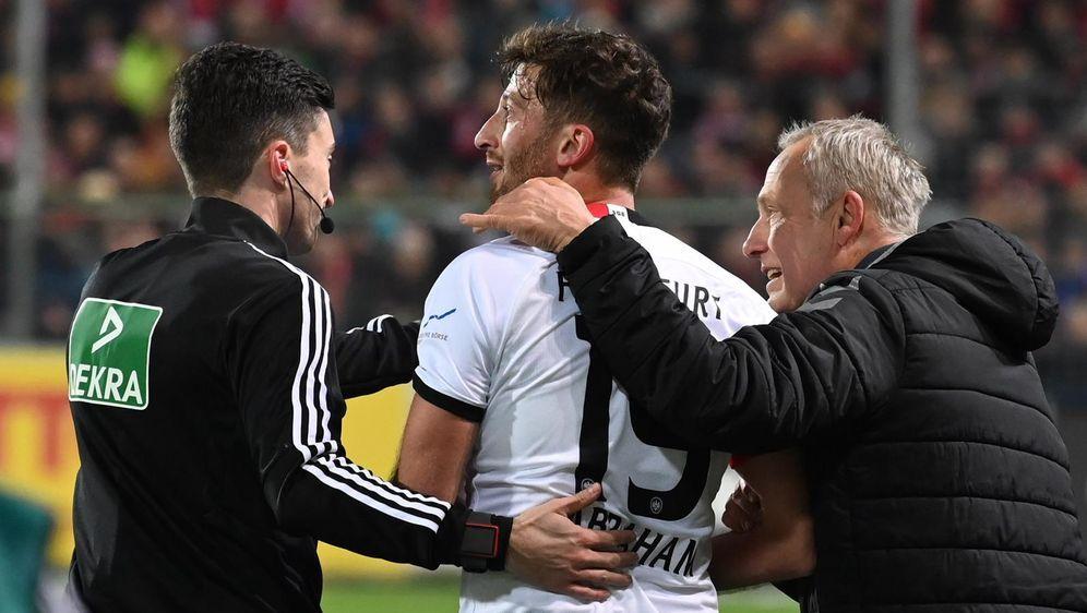 Wird 2019 nicht mehr in der Bundesliga zum Einsatz kommen: David Abraham (Mi...