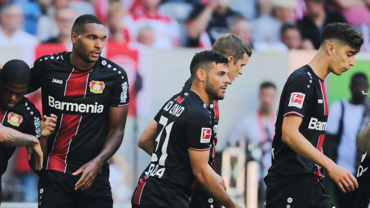 Topf 3: Bayer Leverkusen - Bildquelle: 2019 Getty Images