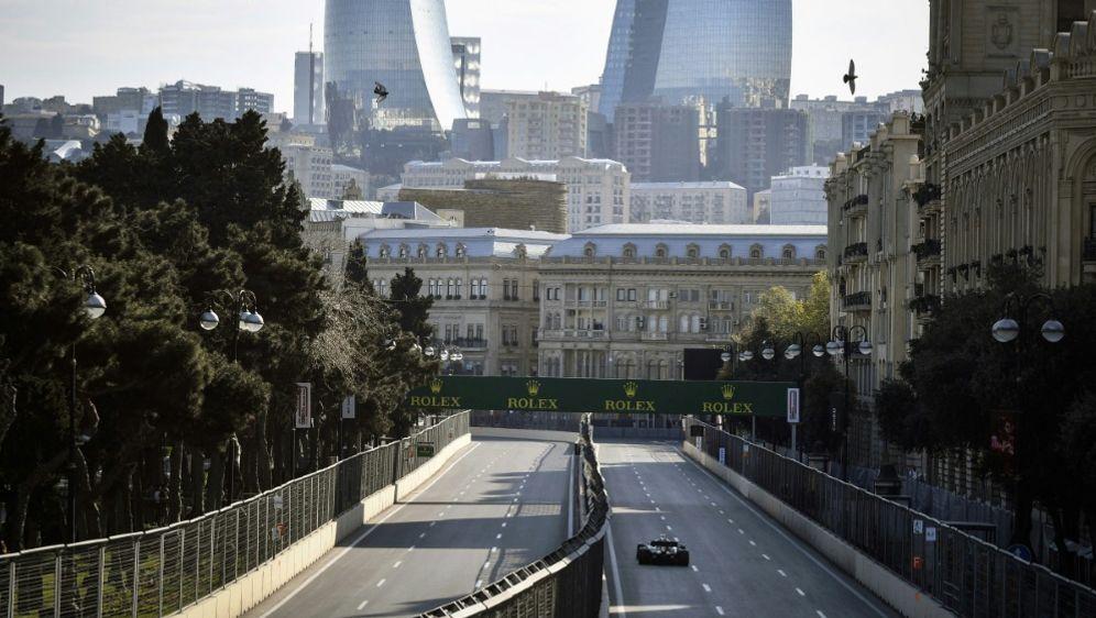 Die Formel 1 kehrt in der neuen Saison nach Baku zurück - Bildquelle: AFPSIDALEXANDER NEMENOV
