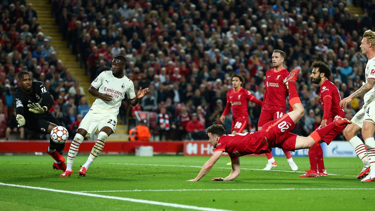 Liverpool lässt nicht locker - Bildquelle: 2021 imago