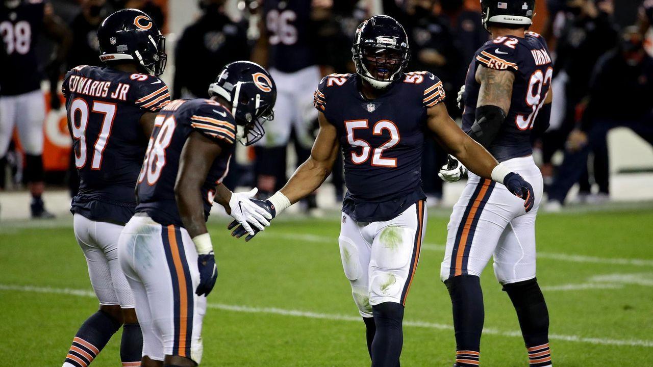 Platz 16 - Chicago Bears - Bildquelle: 2020 Getty Images