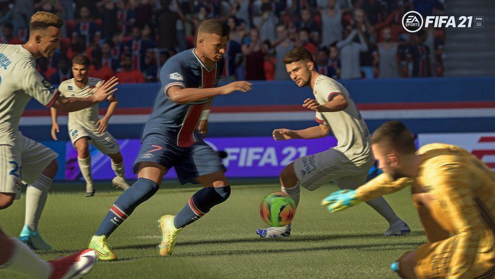 FIFA 21 macht im Test einen guten Eindruck - Bildquelle: EA Sports