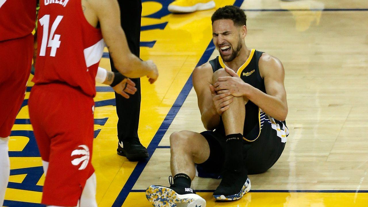 Klay Thompson (Golden State Warriors) - Bildquelle: getty