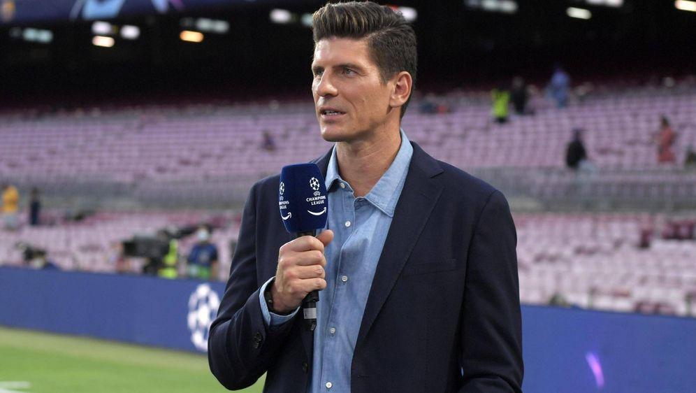 Mario Gomez glaubt an Champions-League-Sieg der Bayern - Bildquelle: Imago