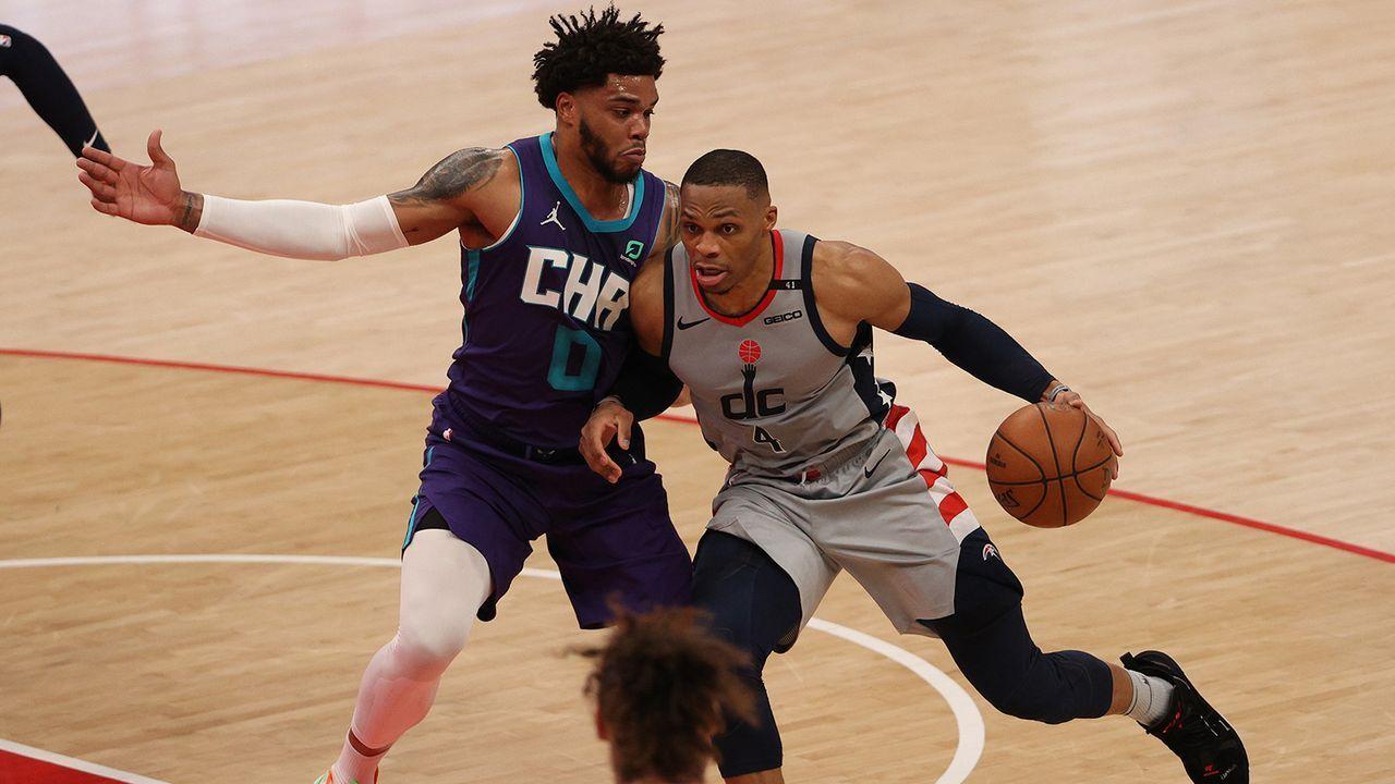 Play-In-Turnier zu den Playoffs - Bildquelle: Getty Images