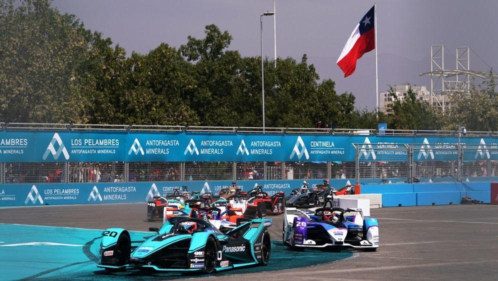 Die Formel-E-Saison 2021 soll mit zwei Rennen in Santiago de Chile starten. - Bildquelle: Motorsport Images