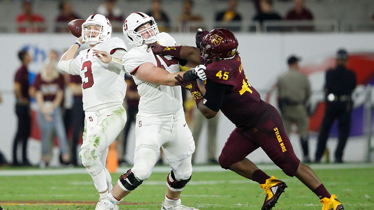 Walker Little, Tackle, Stanford - Bildquelle: Getty Images