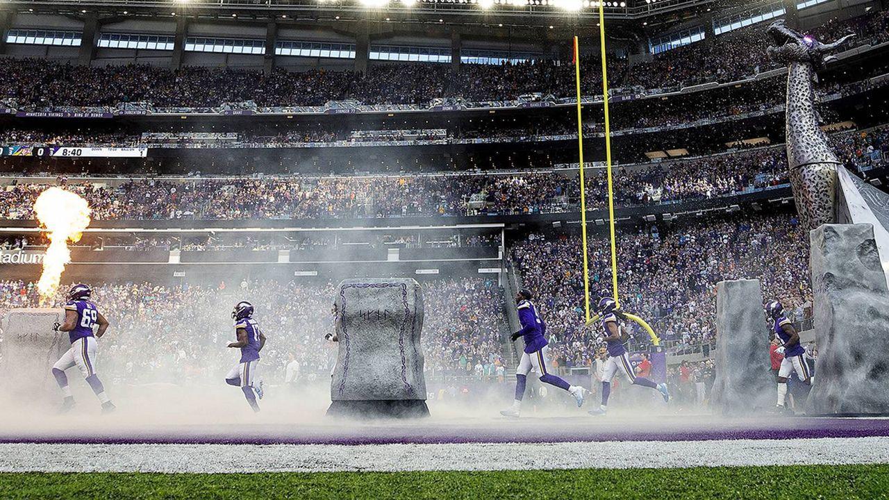 Minnesota Vikings – die Ausgangssituation - Bildquelle: imago/ZUMA Press