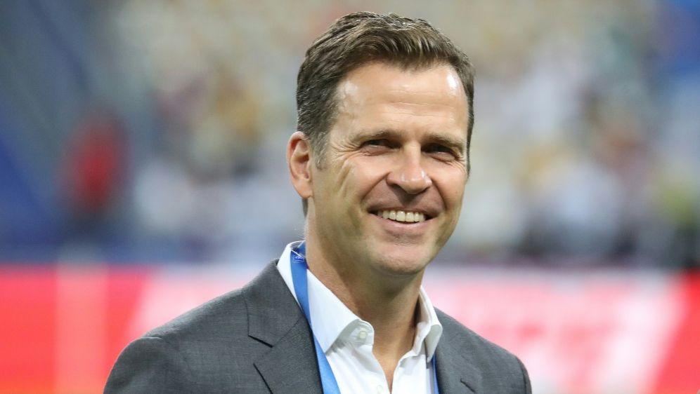 Bierhoff begrüßt Löws Entscheidungen zur DFB-Mannschaft - Bildquelle: FIROFIROSID