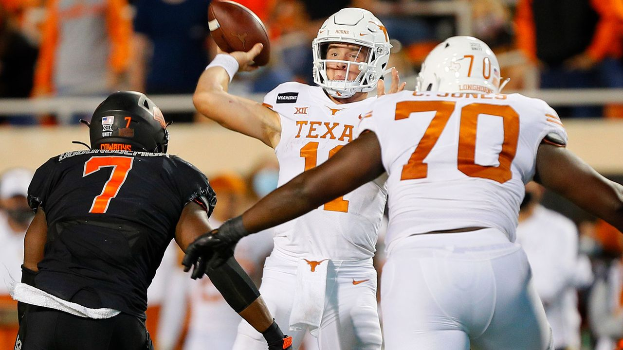 Sam Ehlinger (Texas Longhorns / National Team) - Bildquelle: Getty Images