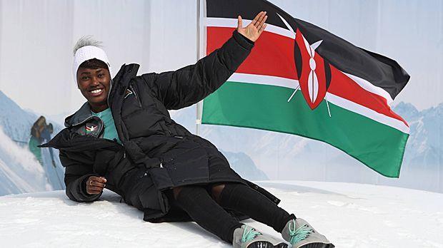 Sabrina Simader (Kenia, Ski Alpin) - Bildquelle: imago/GEPA pictures