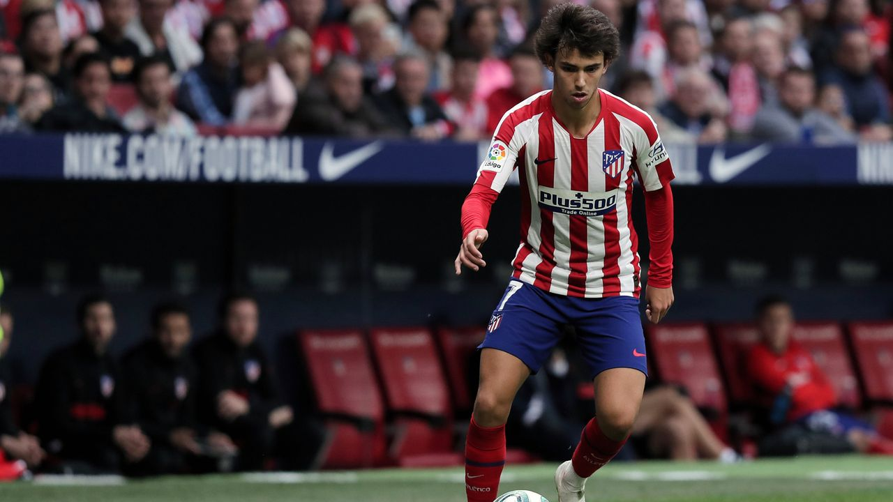 Joao Felix (Atletico Madrid) - Bildquelle: 2019 Getty Images