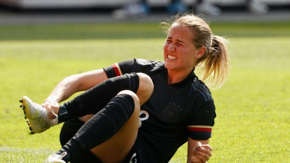 Sydney Lohmann fällt verletzungsbedingt aus - Bildquelle: FIROFIROSID