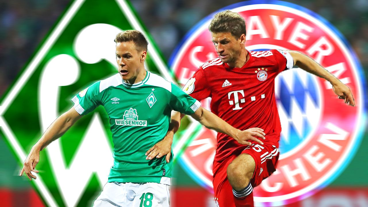 Pokalkrimi im Halbfinale: Die Spieler von Werder Bremen und Bayern München in der Einzelkritik