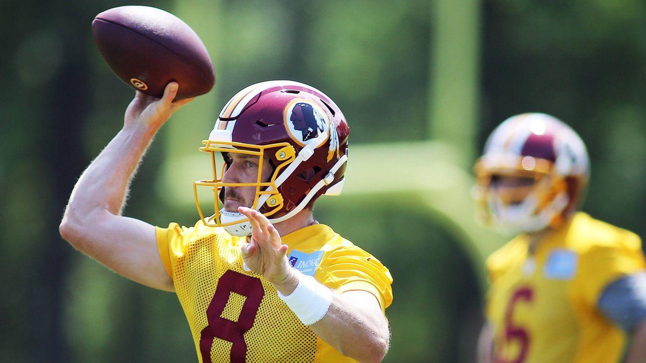 Week 8: Case Keenum (Redskins) gegen die Minnesota Vikings  - Bildquelle: imago images / Icon SMI