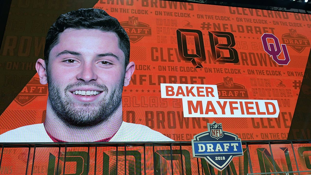 NFL Draft 2018: Baker Mayfield