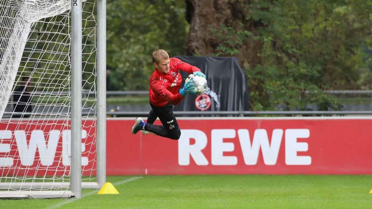 Brady Scott (1. FC Köln) - Bildquelle: imago images / Eduard Bopp