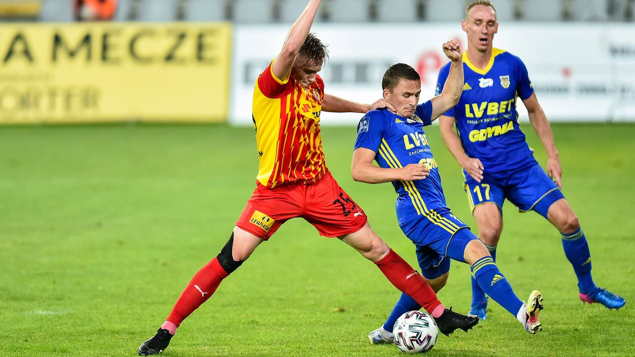 Platz 10: Ekstraklasa (Polen) - Bildquelle: imago images/Newspix