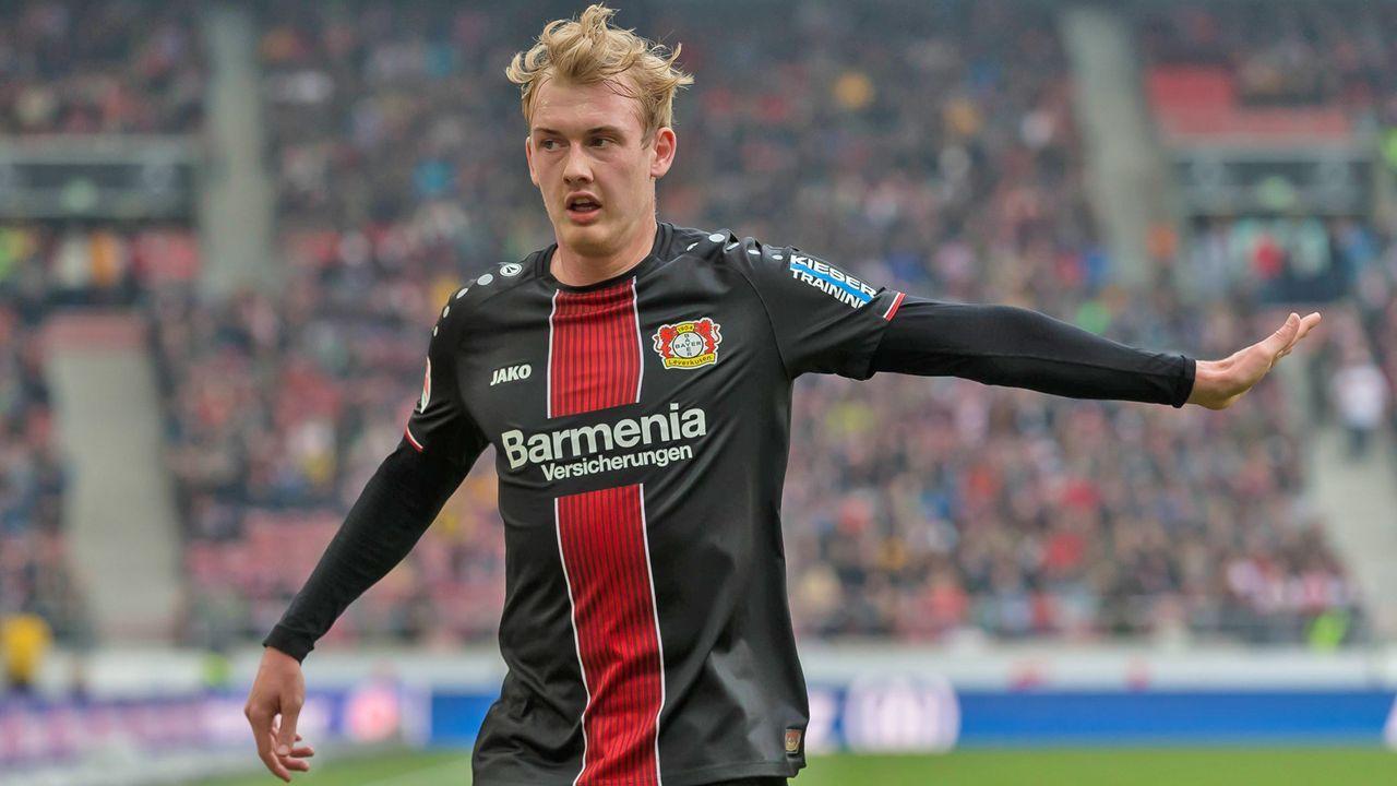 Julian Brandt (Bayer 04 Leverkusen) - Bildquelle: imago