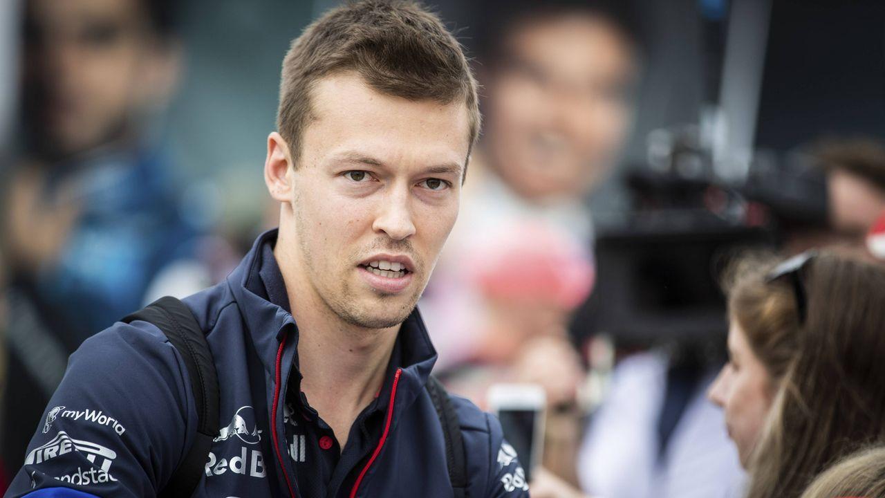 Daniil Kvyat (Toro Rosso) - Bildquelle: imago images / HochZwei