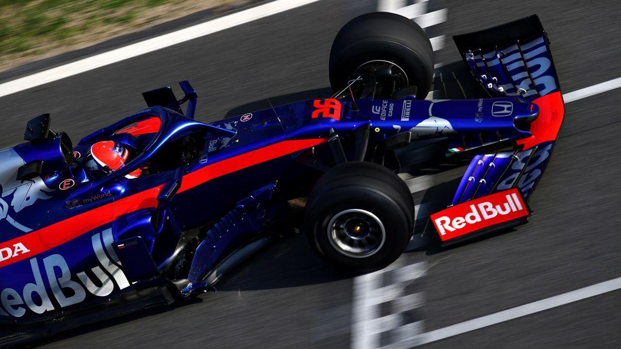 Platz 4: Toro Rosso - Bildquelle: Getty