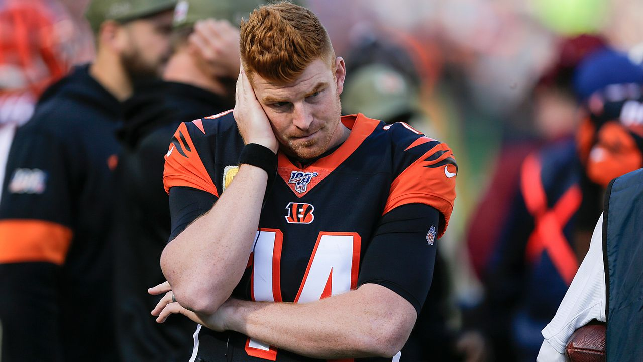 Cincinnati Bengals - Bildquelle: Getty Images